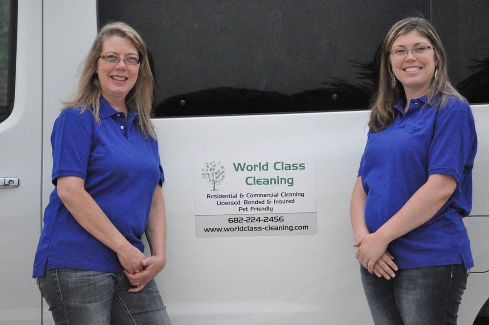 World Class Cleaning: Granbury, TX