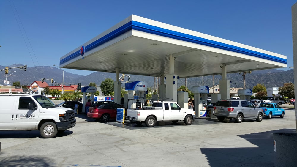 Arco 21 Reviews Gas Stations 902 Huntington Dr Duarte Ca