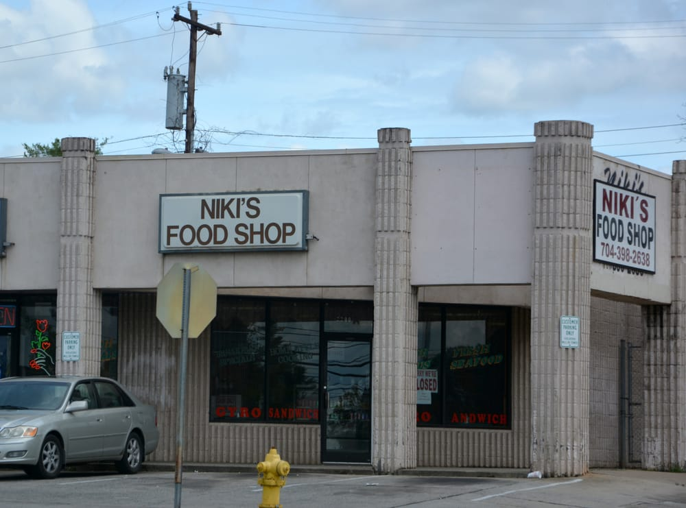 Niki S Food Shop Charlotte Nc