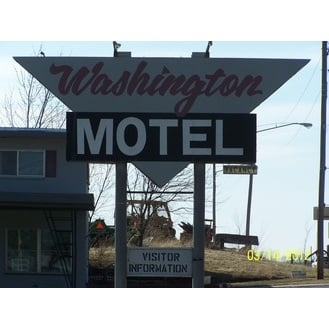 Washington Motel: 310 W 7th St, Washington, KS