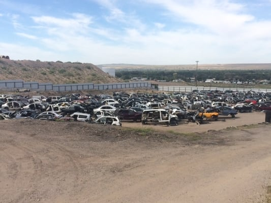 Albuquerque Salvage Yards >> Lkq Of New Mexico 5701 Broadway Blvd Se Albuquerque Nm Auto Parts