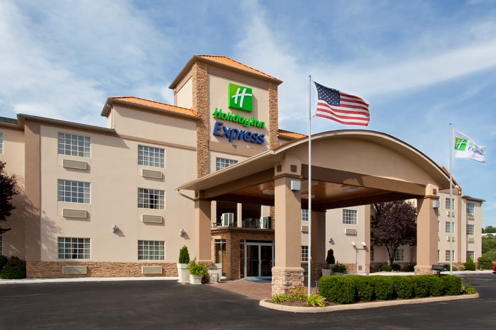 Holiday Inn Express Murrysville-Delmont: 6552 State Rte 22, Delmont, PA