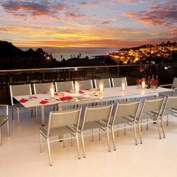 Photo Of Pacific Patio Furniture   Santa Monica, CA, United States. Equinox  Dining