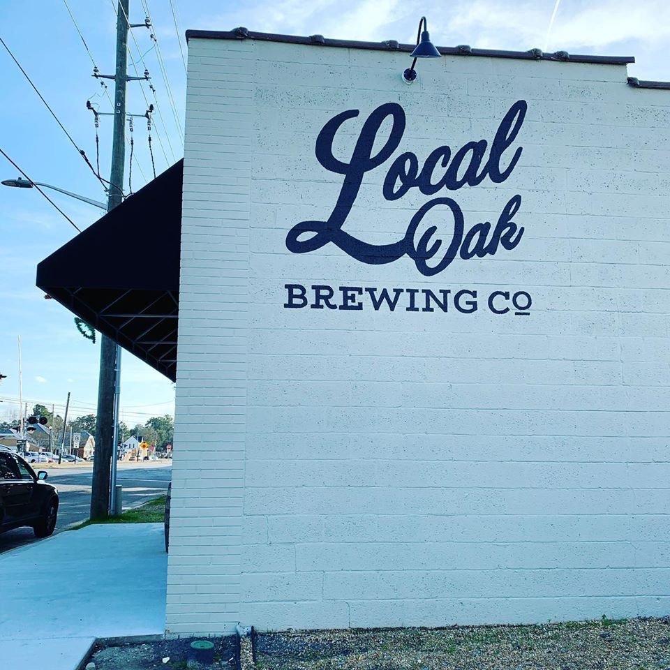 Local Oak Brewing Co.: 2564 Railroad St, Winterville, NC