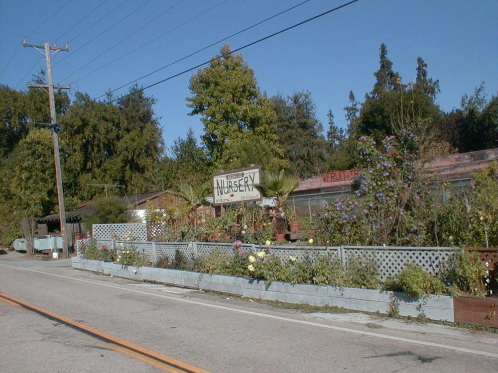 Redwood Nursery: 2800 El Rancho Dr, Santa Cruz, CA