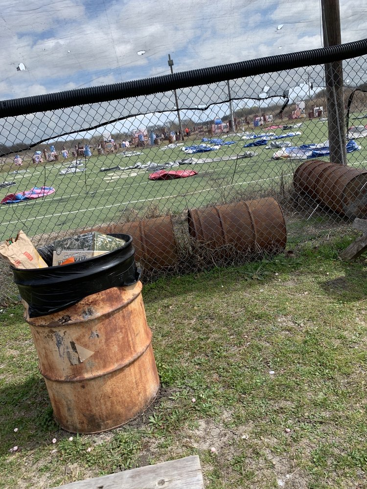 Fort Paintball: 4404 Dillehay Dr, Allen, TX