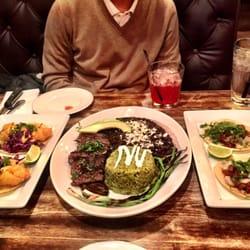 Gringos mariachis 596 photos 591 reviews mexican for Fish taco bethesda md