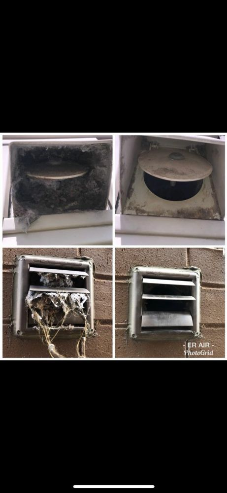 Photo Of Er Air Duct Dryer Vent Cleaning Chicago Il United States
