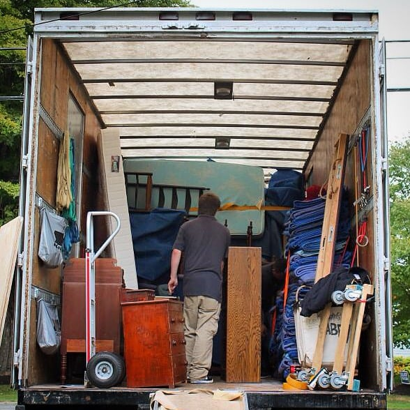 Liberty Bell Moving & Storage: 9 Green St, Augusta, ME