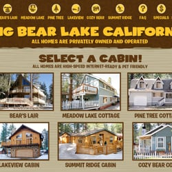 Photo Of Big Bear Cabins   Big Bear Lake, CA, United States. Website