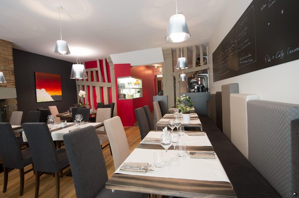 La Table Vasselot 13 Anmeldelser Restauranter 34 Rue Vasselot Rennes Frankrig
