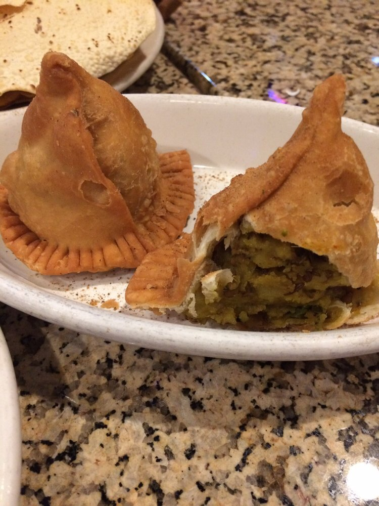Samosas just the right amount of spices yelp - Chutneys indian cuisine ...