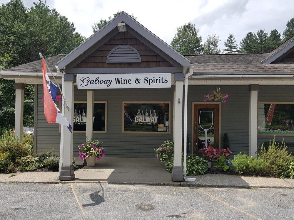 Galway Wine & Spirits: 5831 Sacandaga Rd, Galway, NY