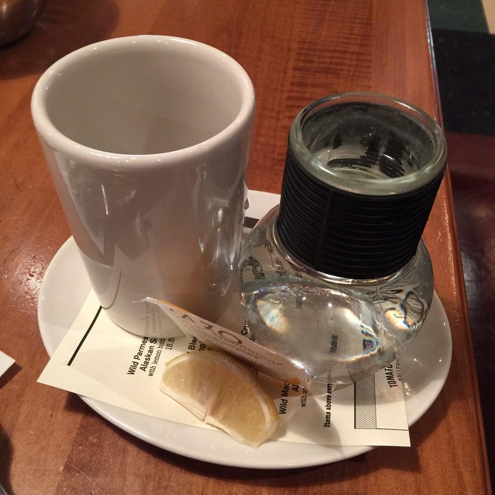 My tea yelp for King s fish house huntington beach