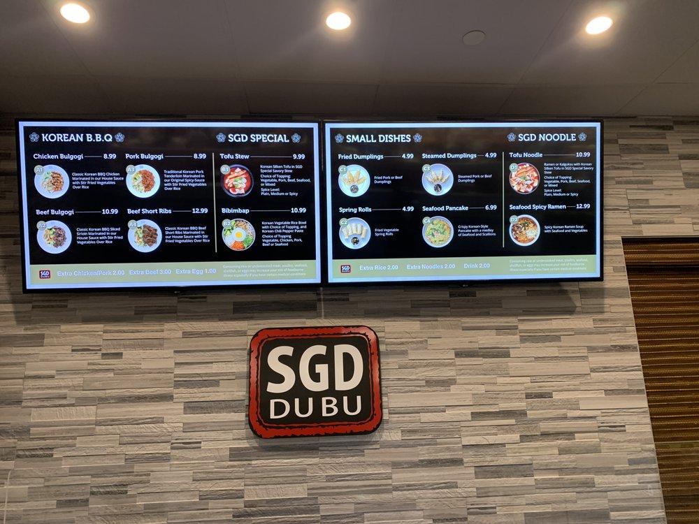 SGD Dubu So Gong Dong Tofu & BBQ: 10 Schalks Crossing Rd, Plainsboro Township, NJ
