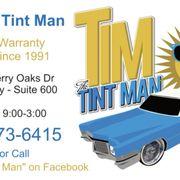 Photo Of Tim The Tint Man Orange City Fl United States