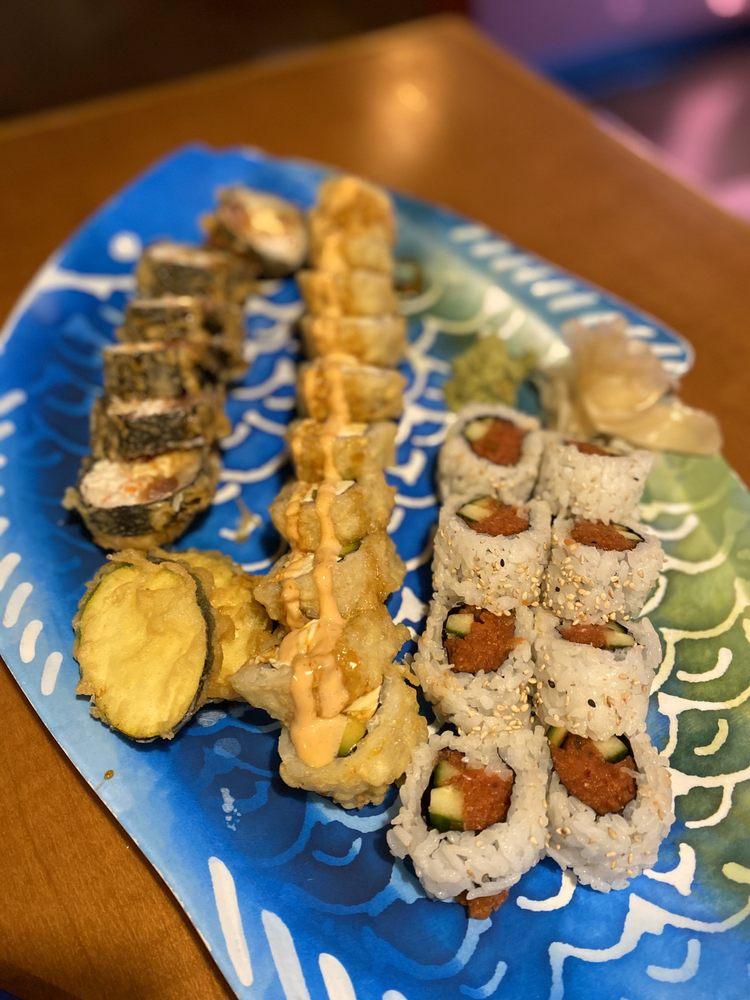 Uni Sushi & Steak: 17191 N Litchfield Rd, Surprise, AZ