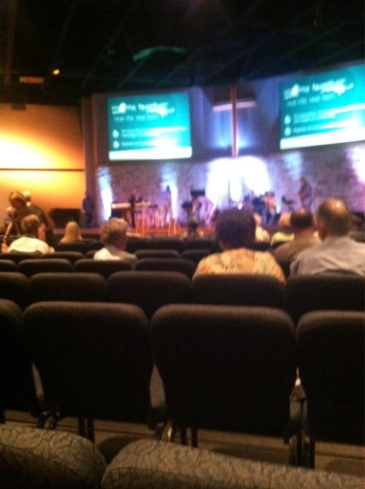 Crossroads Bible Church: 8101 Justin Rd, Lewisville, TX