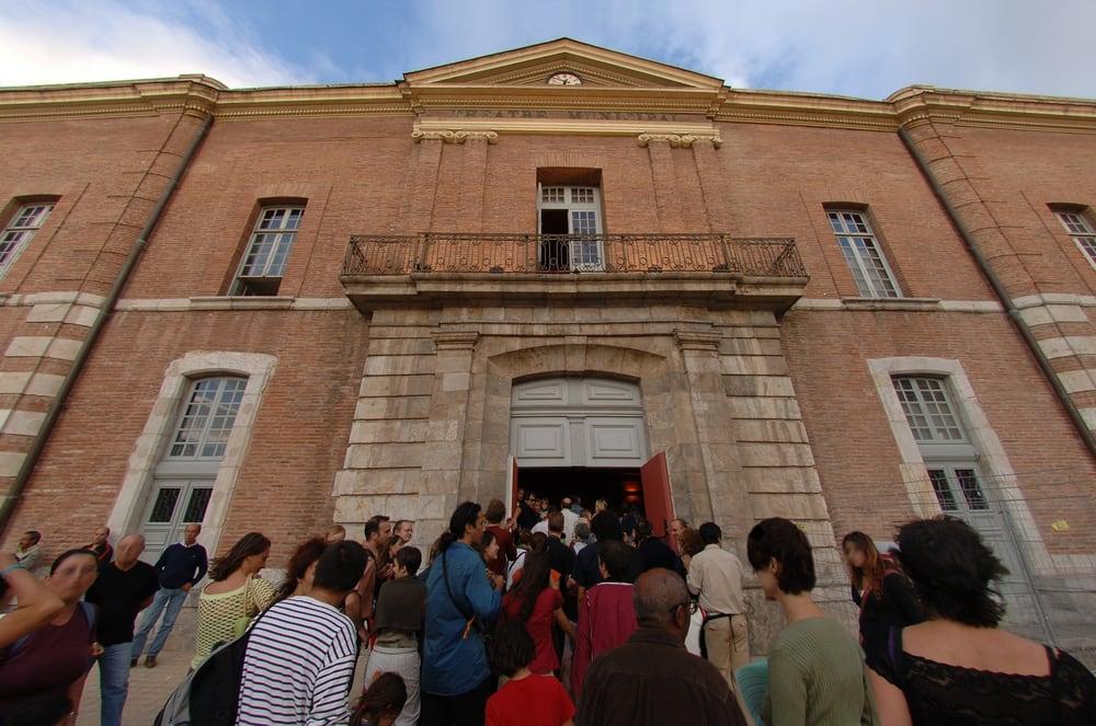 Théâtre Municipal de Perpignan