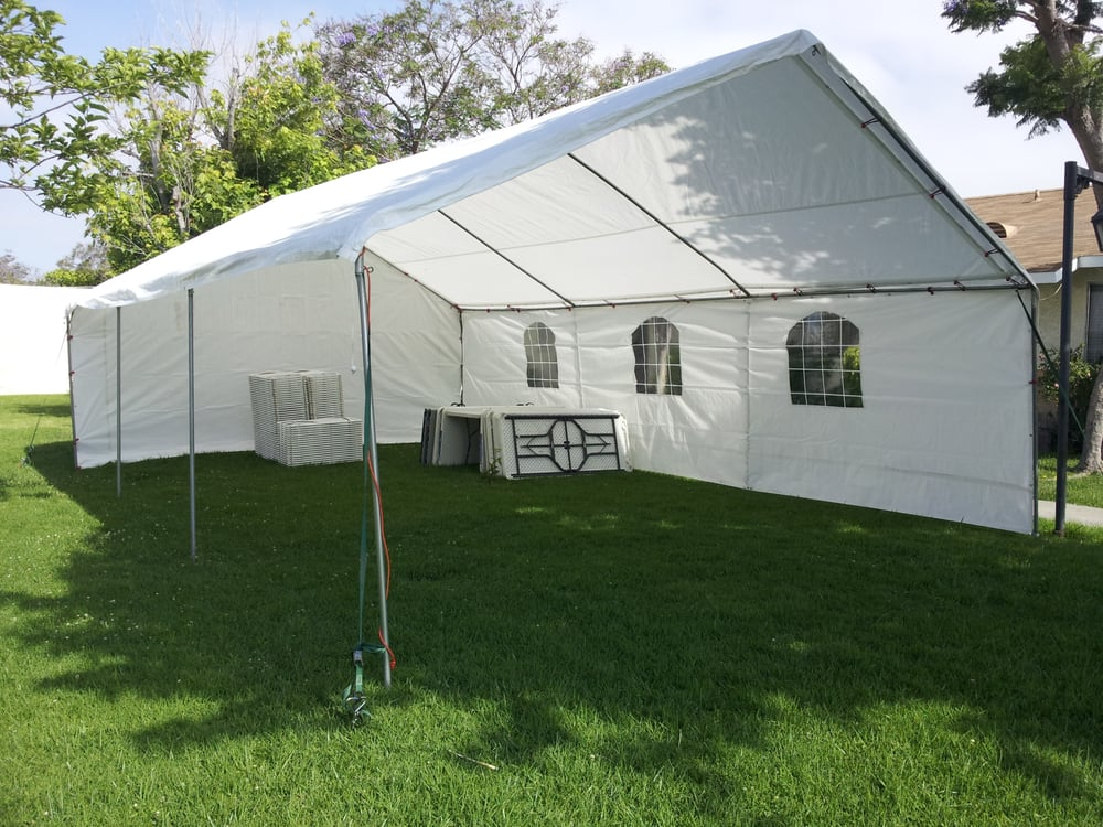 Photo of Blow Up Party Rentals - Los Angeles CA United States. 20x30 & 20x30 Tent! Call or TEXT (310) 903 0368 - Yelp