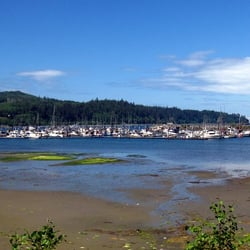 Photo Of Makah Cafe Neah Bay Wa United States View