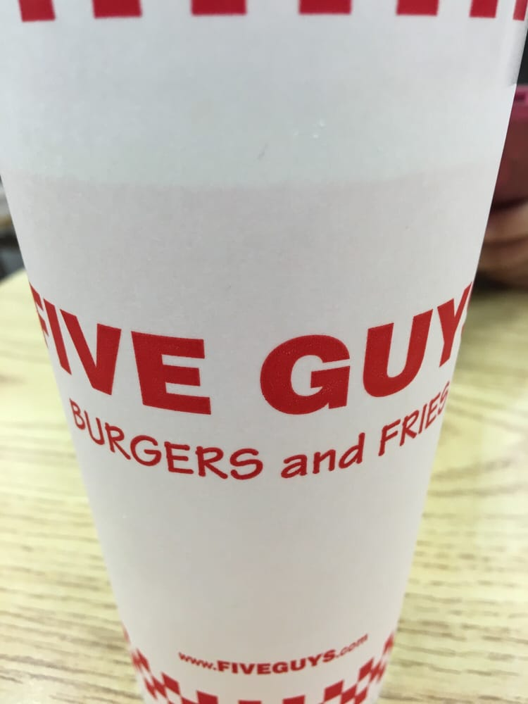 five guys mount dora