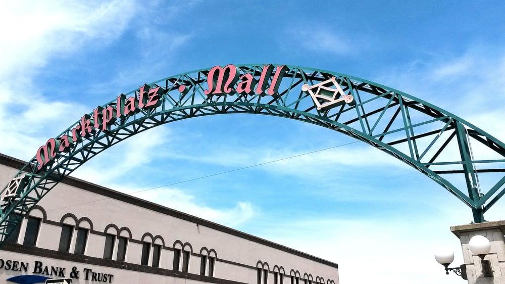 Marktplatz Mall Management Office: 101 N German St, New Ulm, MN