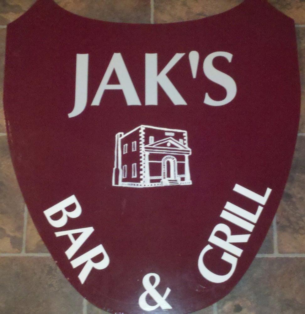 Jak's Bar & Grill: 120 Mappa Ave, Barneveld, NY