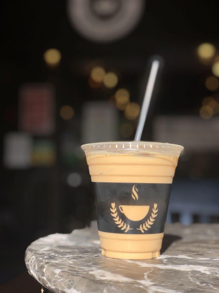 Social Spots from Dessert Oasis Coffee Roasters