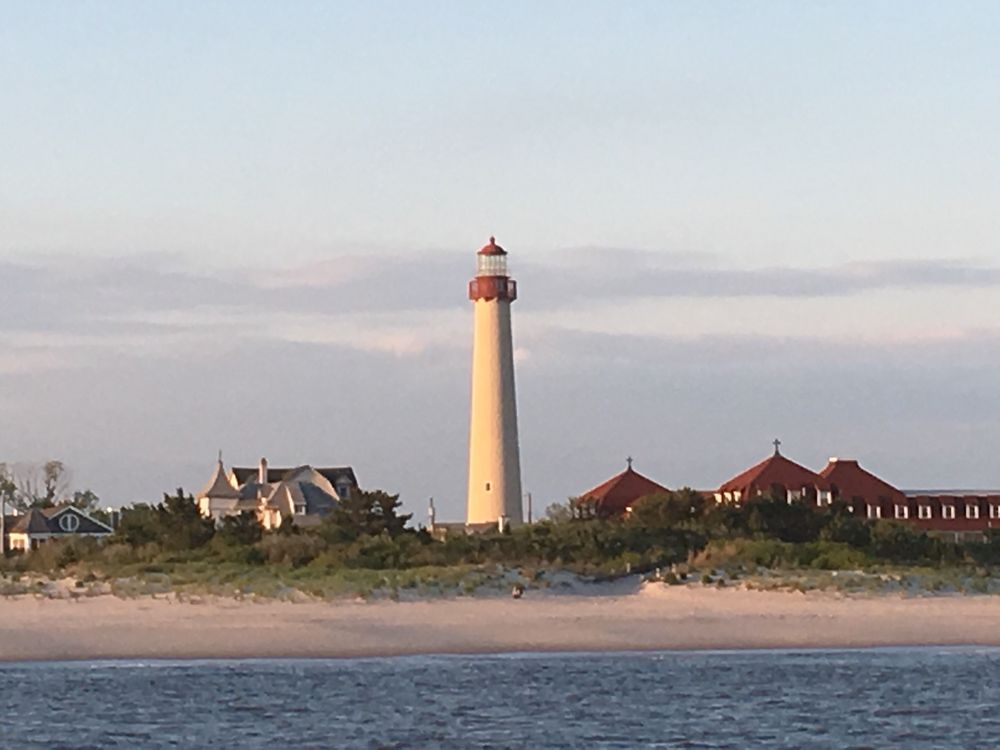 Cape May Whale Watcher: 1218 Wilson Dr, Cape May, NJ