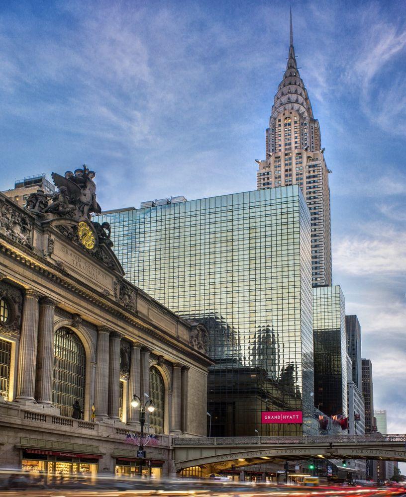 Hotels Near Grand Hyatt New York