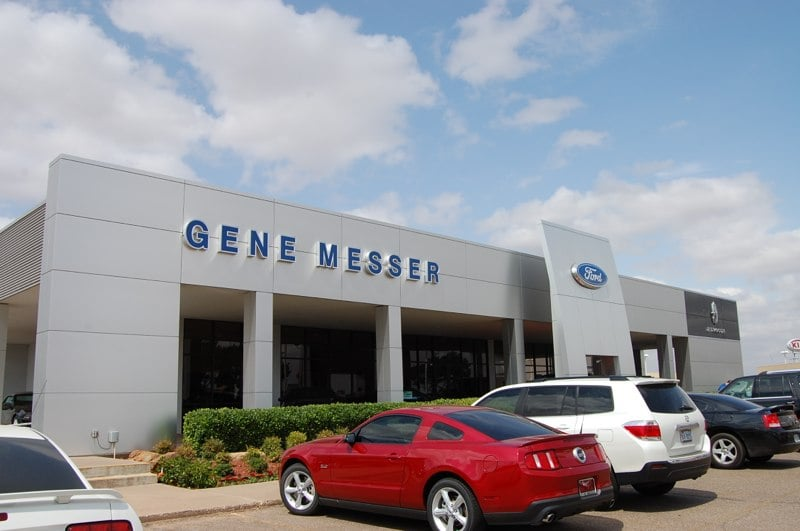 Gene Messer Ford - 11 Photos - Car Dealers - 6000 West 19th Street