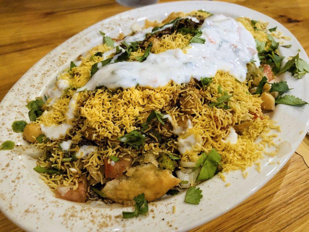 Food from Tandoor