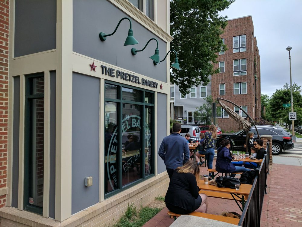The Pretzel Bakery: 257 15th St SE, Washington, DC, DC