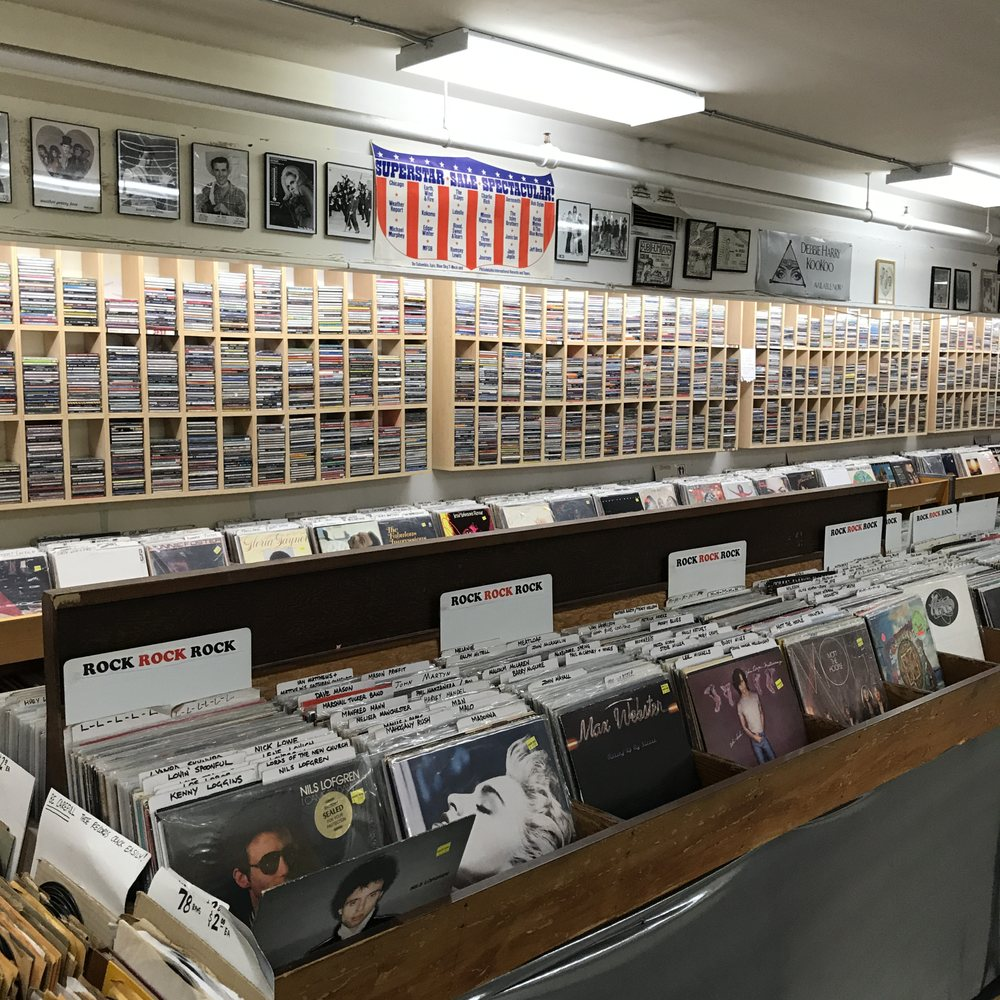 Angry Mom Records: 115 E State St, Ithaca, NY