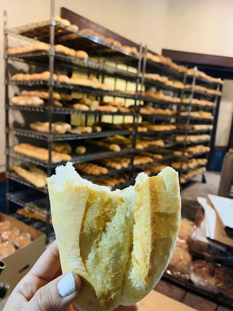 Basque Boulangerie Cafe: 460 1st St E, Sonoma, CA