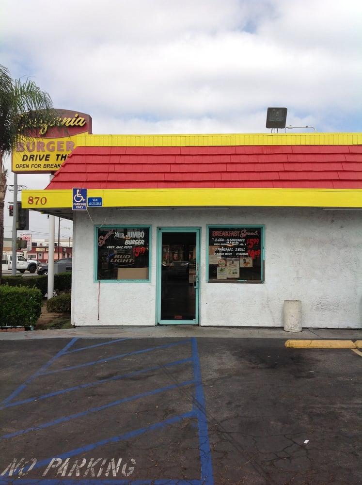 Breakfast Restaurants In Montebello Ca