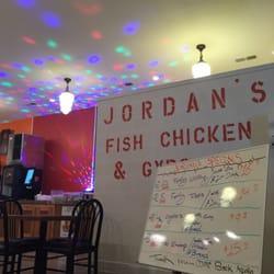 Jordan s fish chicken gyros order online 21 photos for Jordan s fish and chicken menu