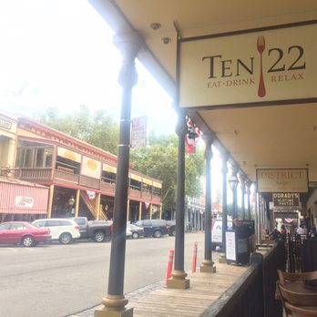 Photo Of Ten22 Sacramento Ca United States View Old Sac From