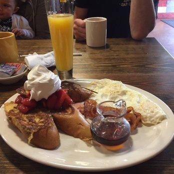 Photo Of Stacked Eatery Chesapeake Va United States Amazing French Toast Breakfast
