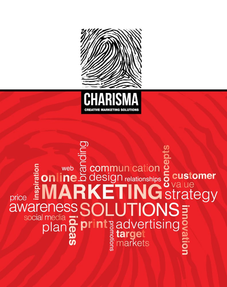 Charisma Creative Marketing Solutions Printing Services 8549