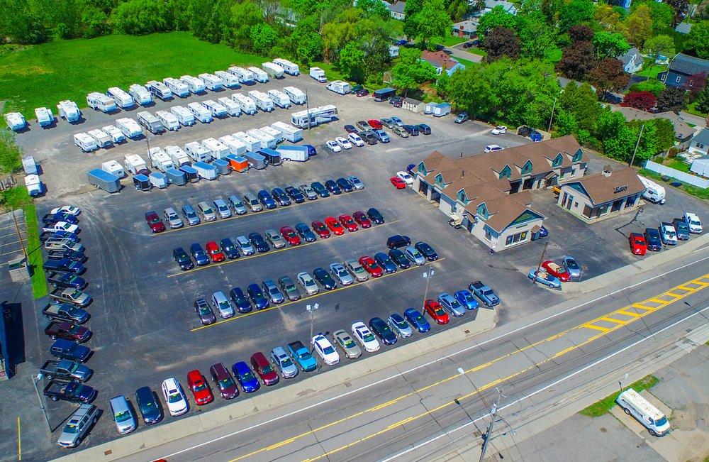 Barry's Auto Center: 4579 Lake Rd S, Brockport, NY