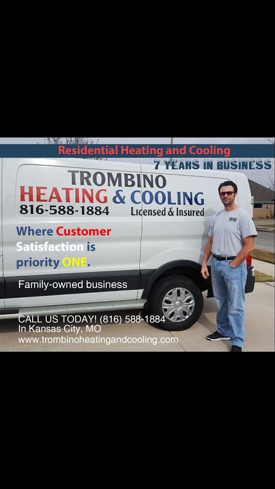 Trombino Heating & Cooling, Inc: Kansas City, MO
