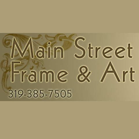 Main Street Frame & Art: 107 N Main St, Mount Pleasant, IA