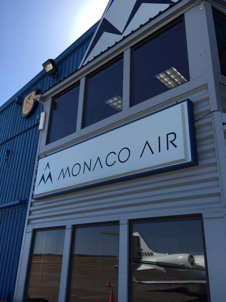 Monaco Air Duluth: 4535 Airport Approach Rd, Duluth, MN