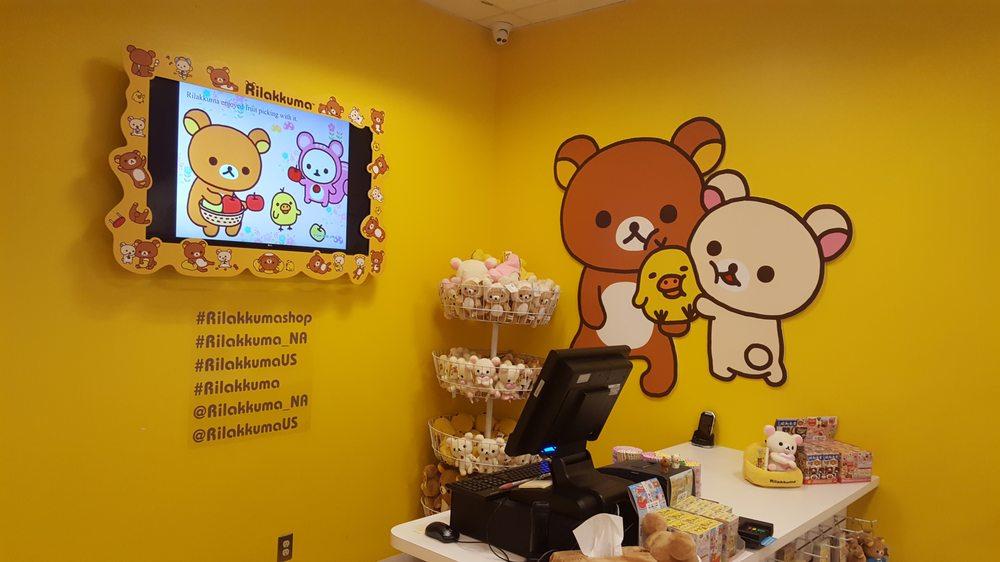 Rilakkuma Store: 459 Brandon Town Center Dr, Brandon, FL