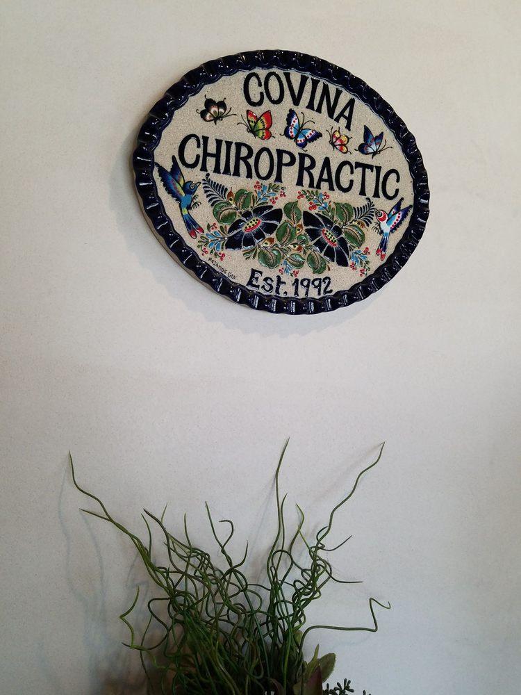 Covina Chiropractic: 461 W Badillo St, Covina, CA