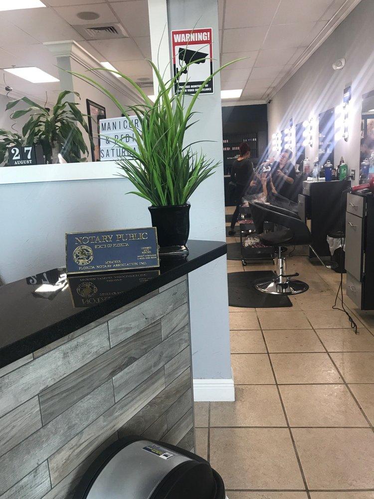 Unique Cut & Style: 10580 Colonial Blvd, Fort Myers, FL