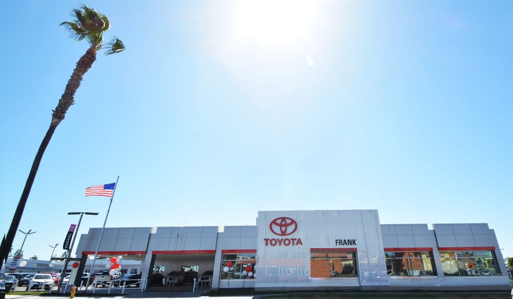 Perfect Photo Of Frank Toyota   National City, CA, United States. Welcome To Frank