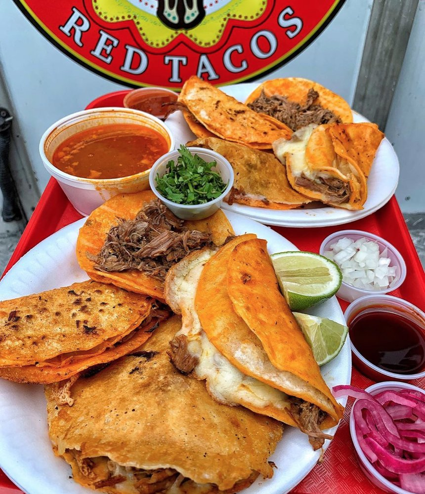 Pepe's Red Tacos: 23920 S Vermont Ave, Harbor City, CA